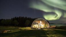 dome géodésique Norvège