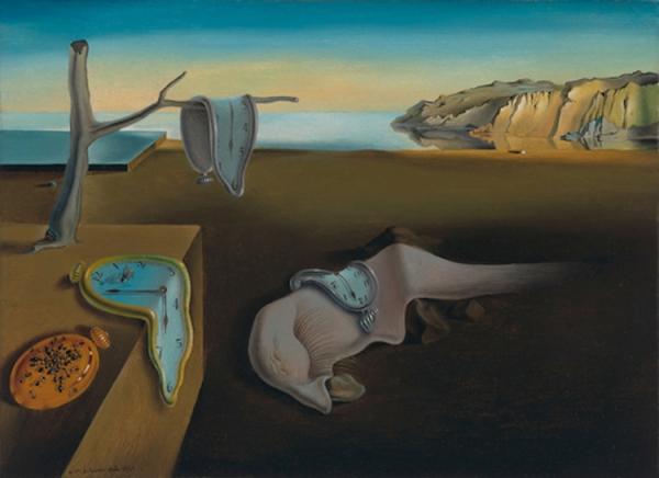 Dali - La persistance de la mémoire